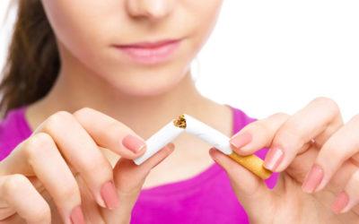 Stop smoking or lose weight guaranteed